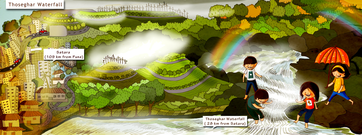 Thoseghar waterfall map 01.jpg