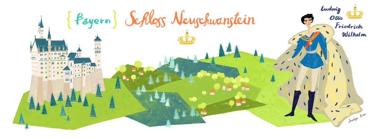 Schossneuschwanstein jocelynkao