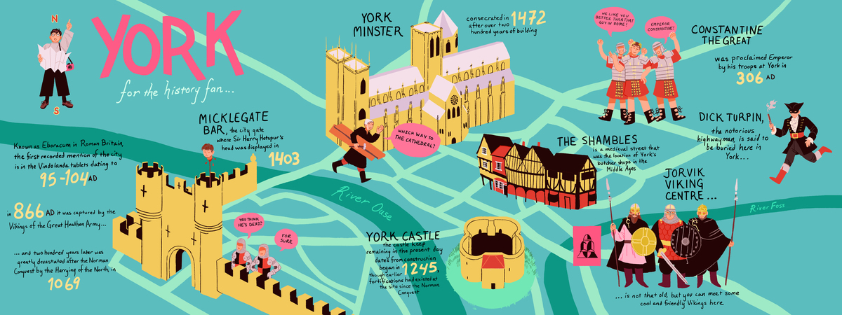 York map tdat