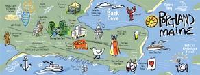 Portland maine map 01