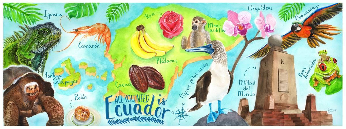 Ecuador tdat big