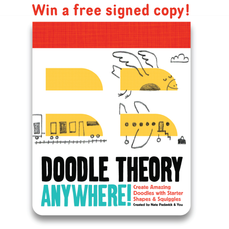 Doodletheoryanywherecontest sbs promo cover