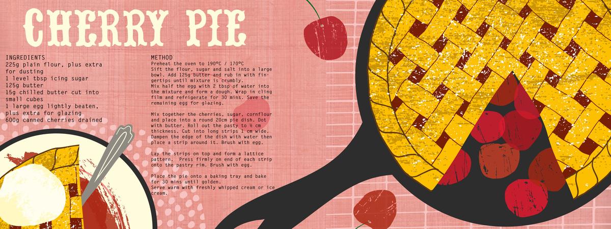 Cherry pie tdac