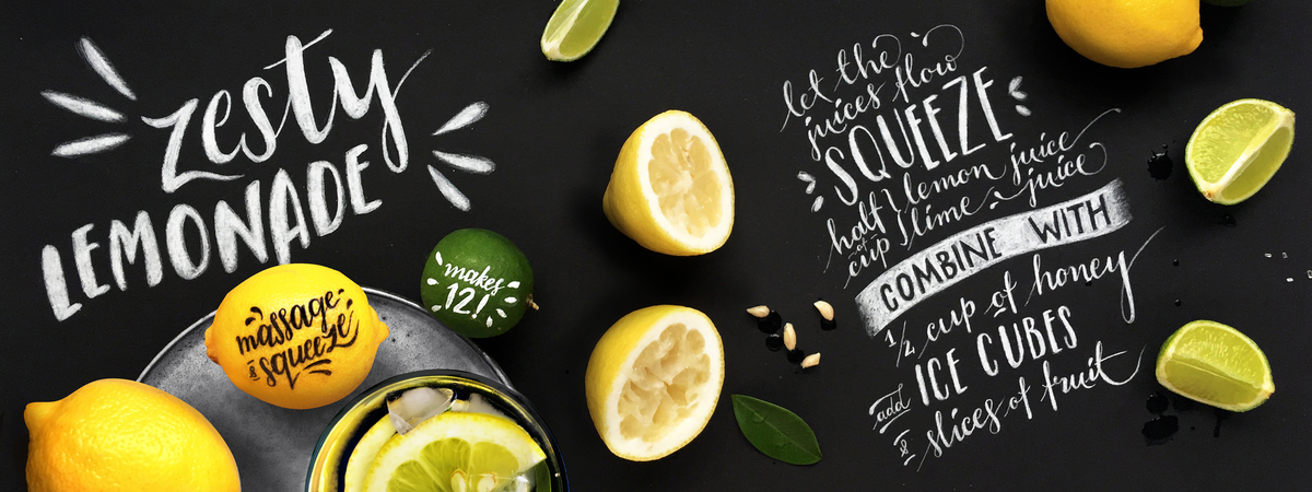 Zesty limonade final