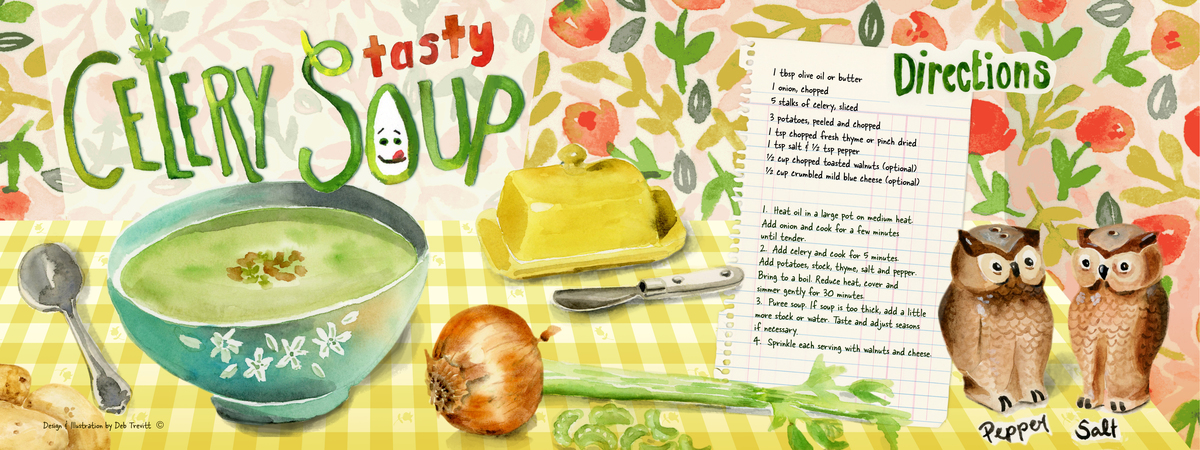 Celery soup final