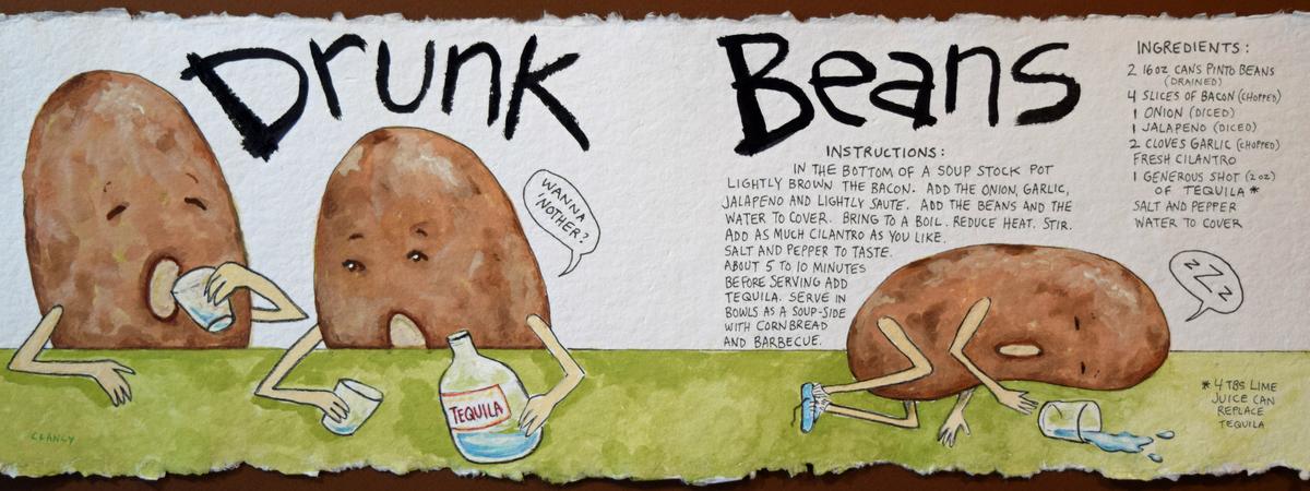 Drunkbeans