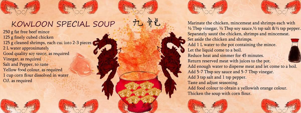 Kowloon soup