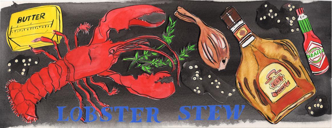Abbie zuidema lobster stew 2018