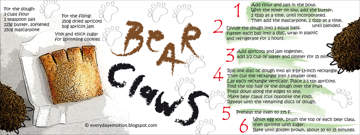 Bear claws final