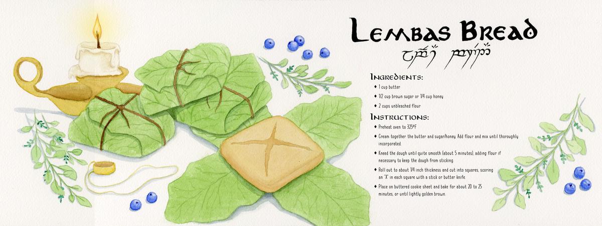 Lembas bread recipe final