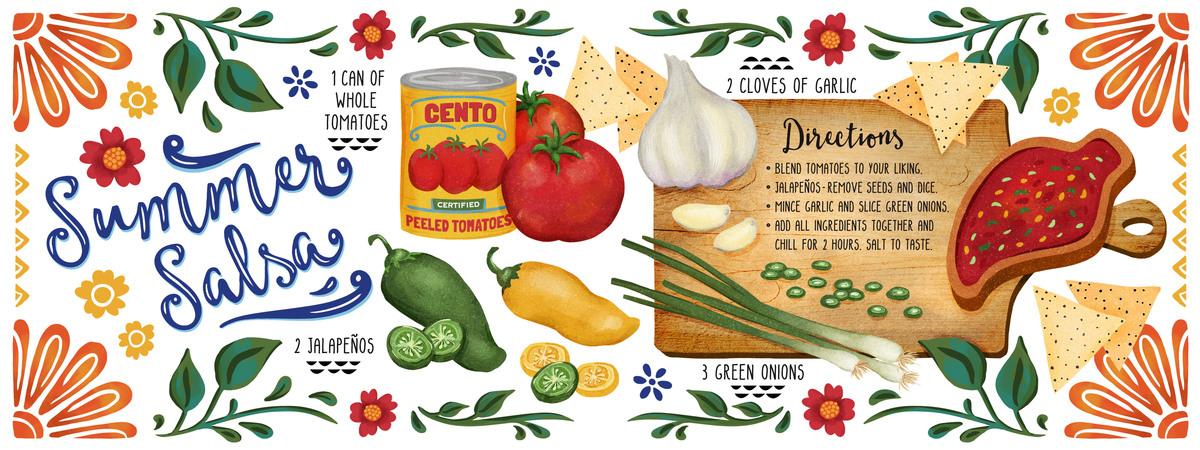 255 salsa recipe