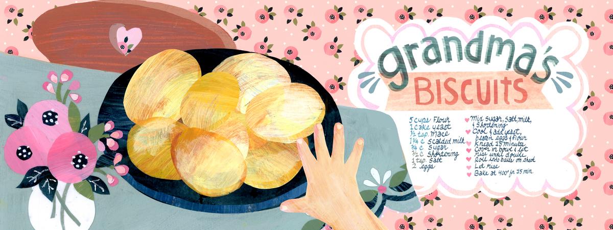 Grandmas biscuits