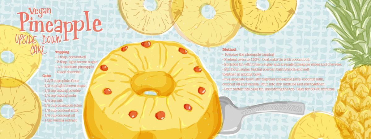 Pineapple upside down recipe final 01