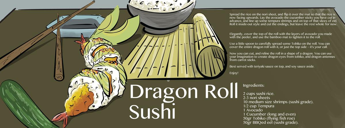 Sushi finalhires lagman