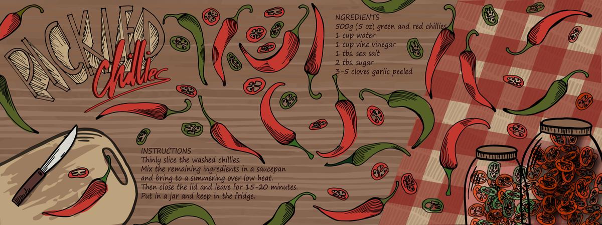 Recipe chili fin 0102 01 01