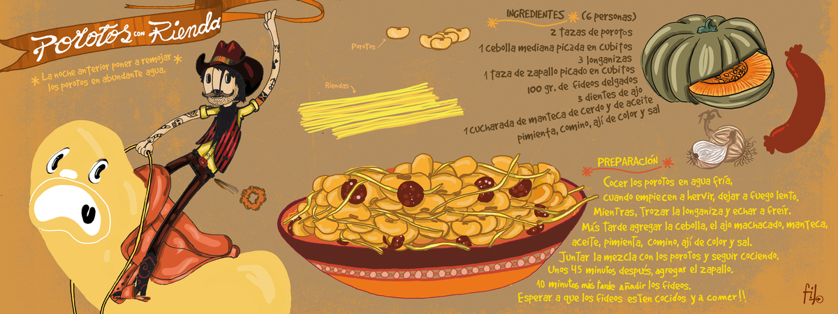 Porotosconrienda fito holloway chile
