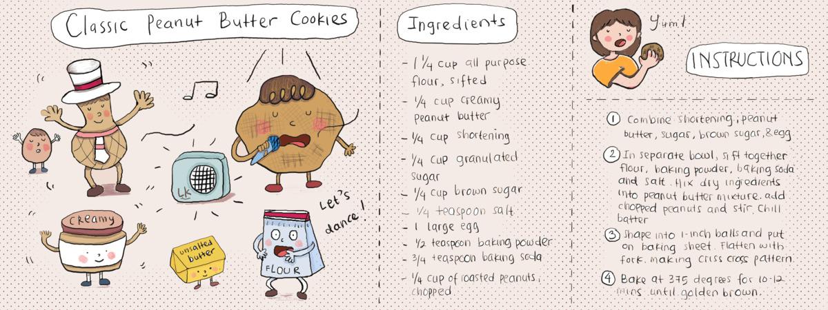 Classicpeanutbuttercookies