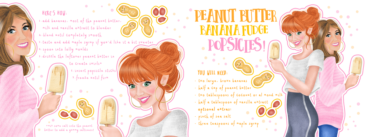 Hannah weeks   peanut and banana popsicles   5000 x 1875 px