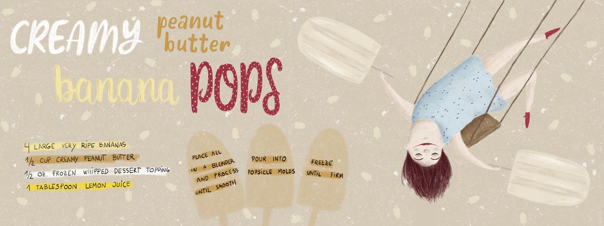 Creamy pops velat