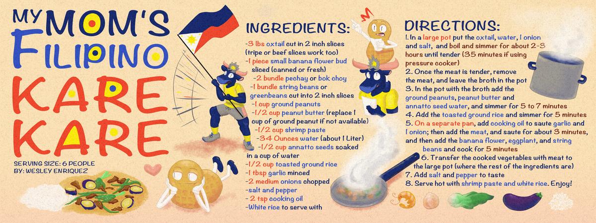 Kare kare recipe