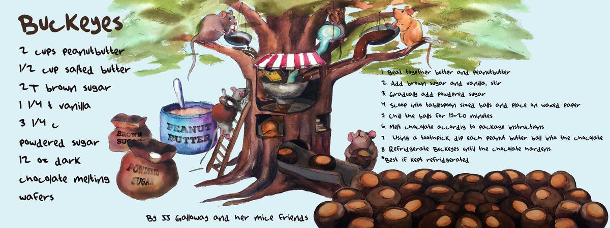 The buckeye tree jj galloway