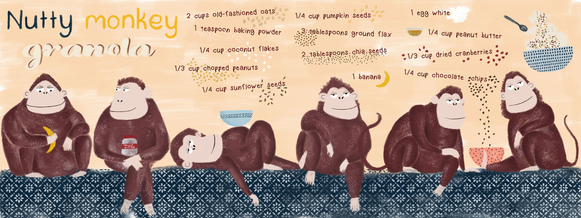 Monkeygranola mvelat