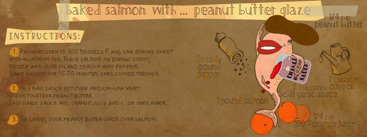 P gordo peanut butter recipe