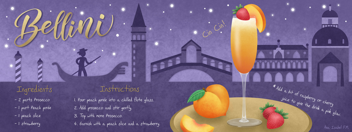Bellinicocktail