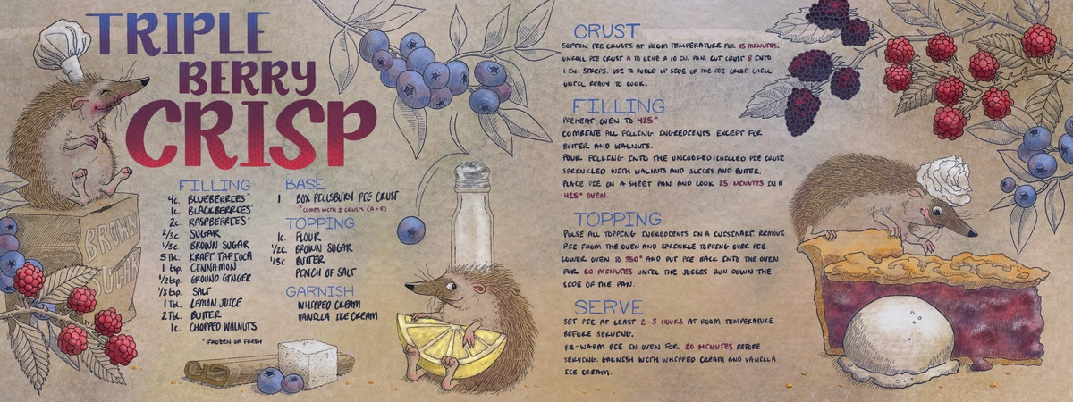 Recipe illuredo