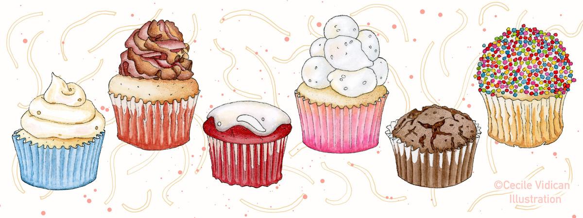 Tdac cupcakes