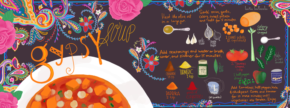 Gypsy soup recipe grey w logo