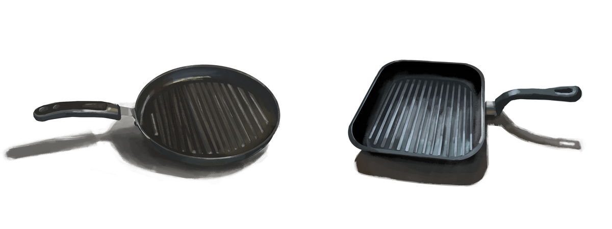 Pans1 theydrayandcook