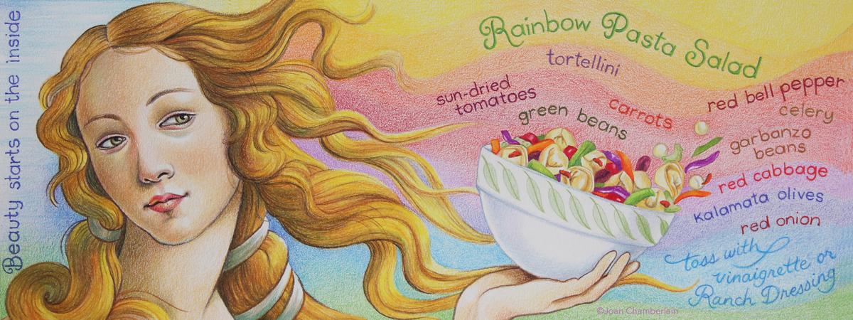 Jchamberlain eat the rainbow