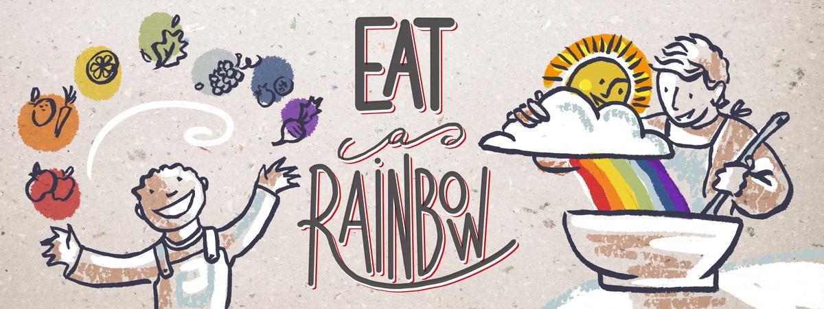Eat a rainbow 2