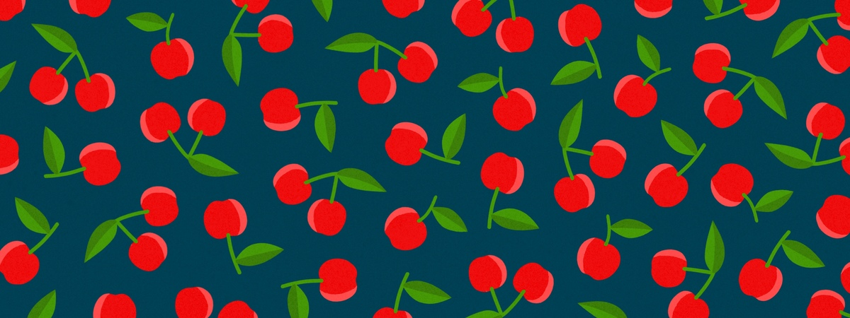 Cherries by veronica galbraith