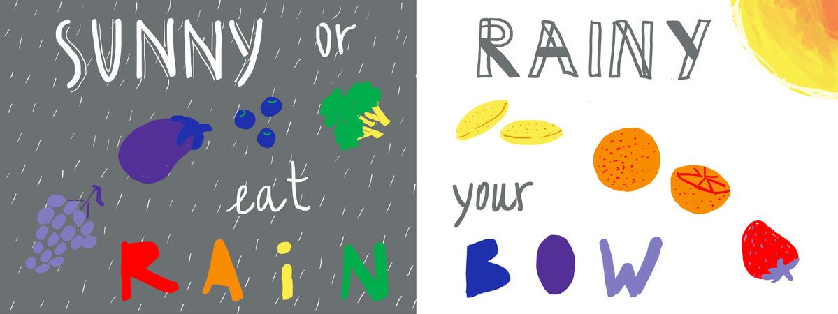 Sunny or rainy