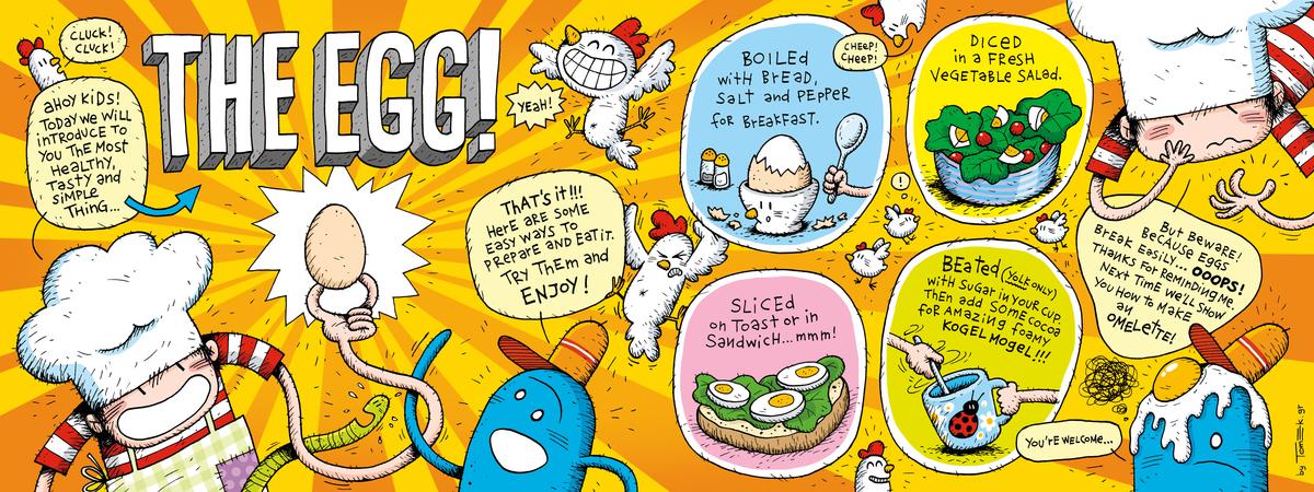 Tdac kids tomek giovanis the egg