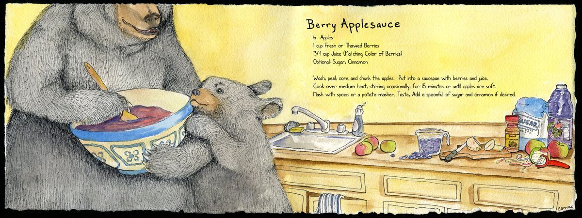 Berryapplesauce1