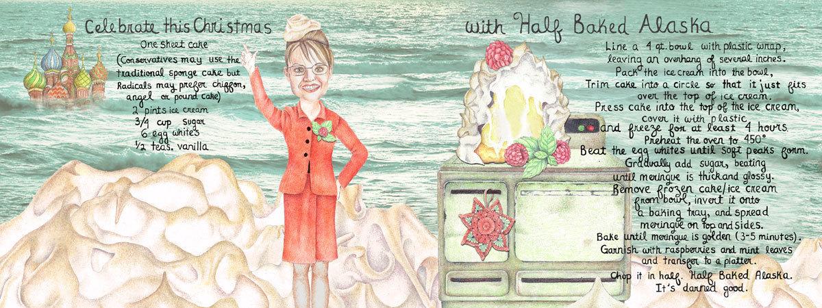 Half baked alaska by johanna bailey
