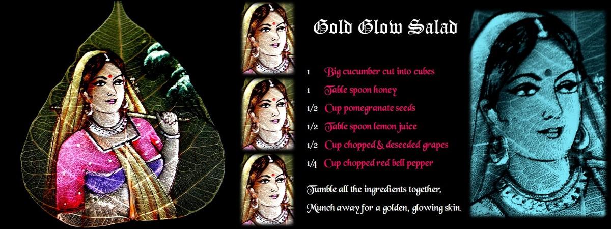 Gold glow salad %28new%29