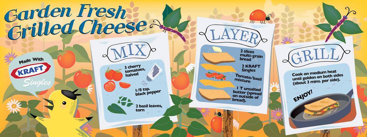 Saldivar kraft gardengrillcheese