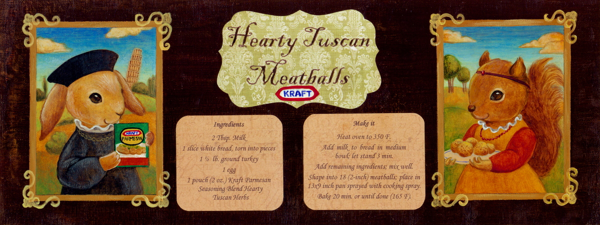 Lemons tuscan meatballs