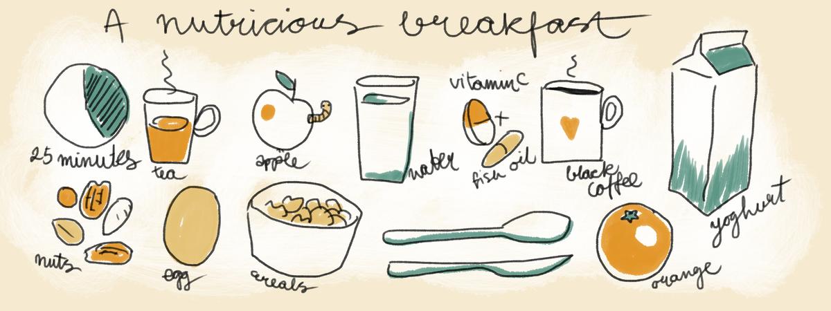 20120821 breakfast