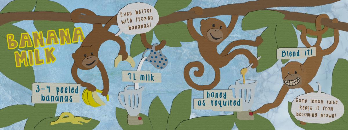 Bananamilkdrawncook