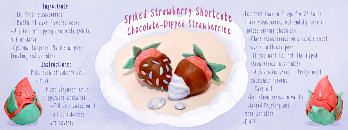 Spikedcakestrawberries