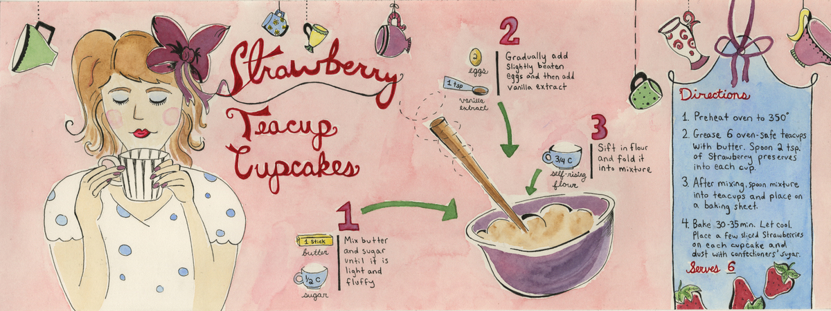 Strawberryteacupcupcakes