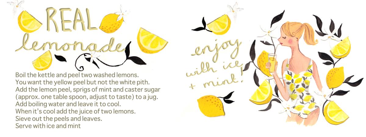 Real lemonade recipe emma block