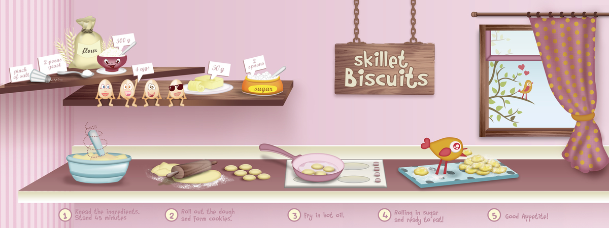 Skilletbiscuits