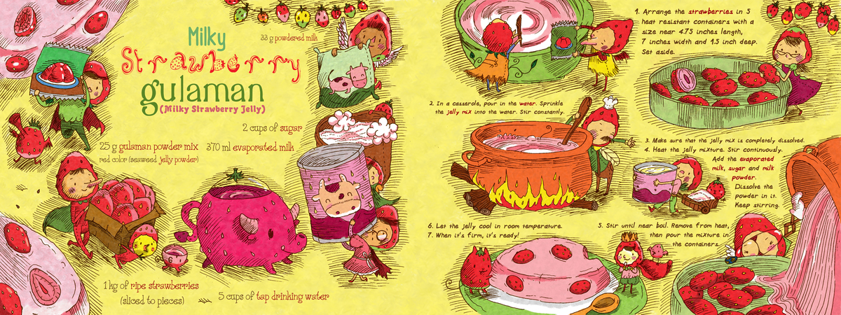 Milkystrawberrygulaman