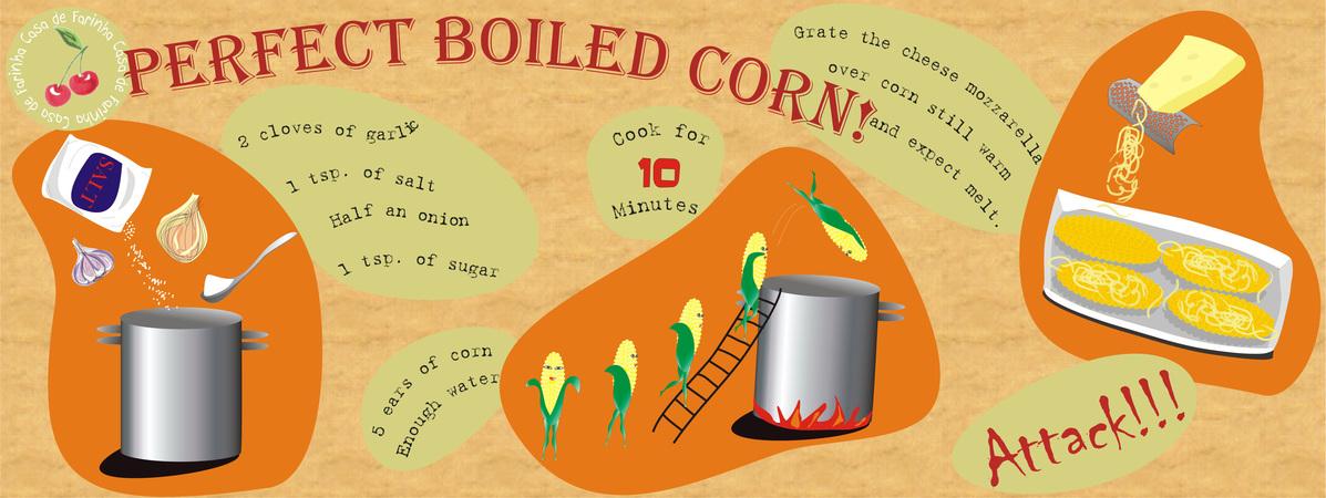 Broseghini corn 300